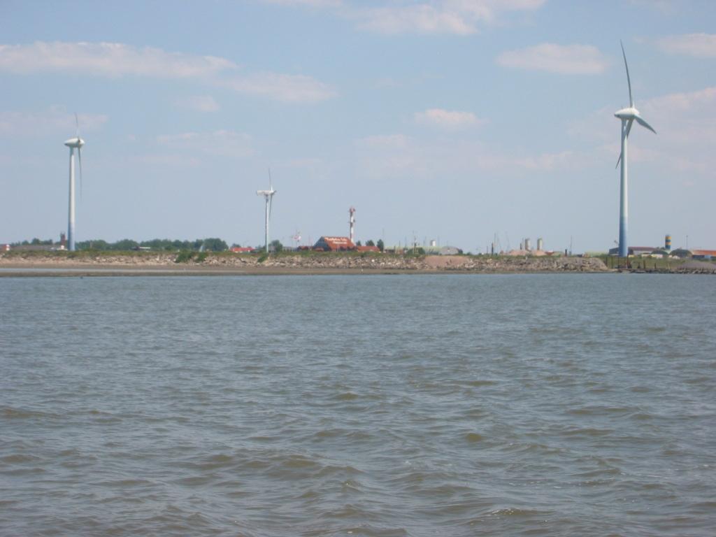 110 De windmolens