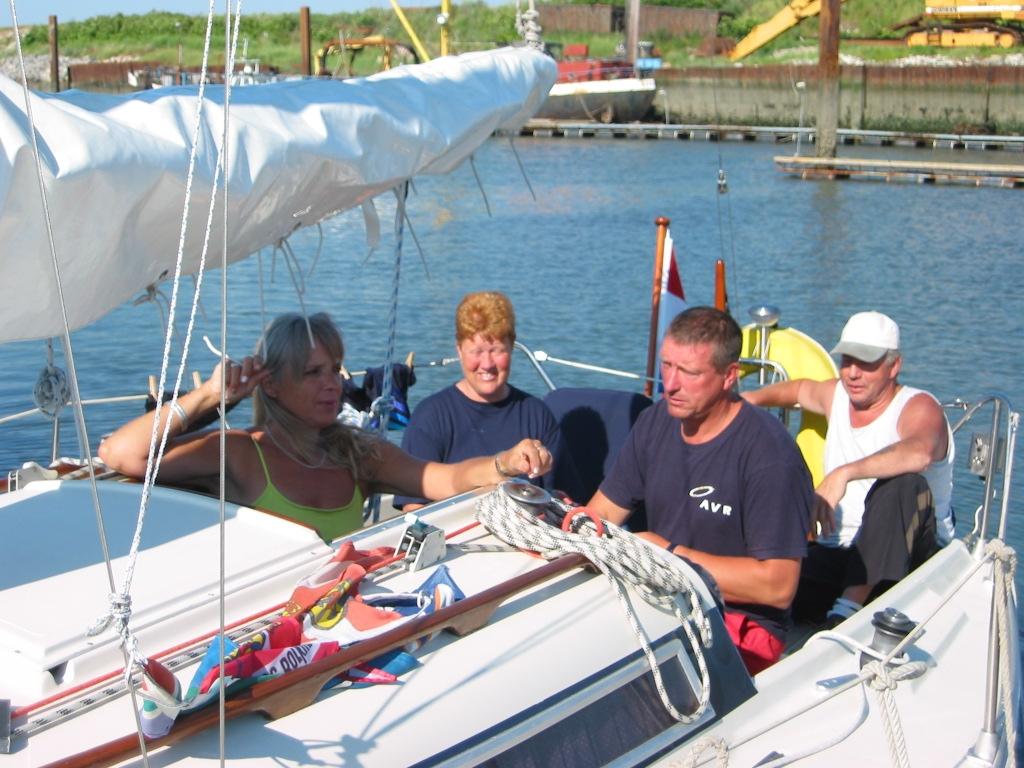 98 Roel, Marga. Kasper en Wilma